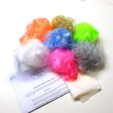 Starter Kit- Angelina Fibres 50g Multi Pack